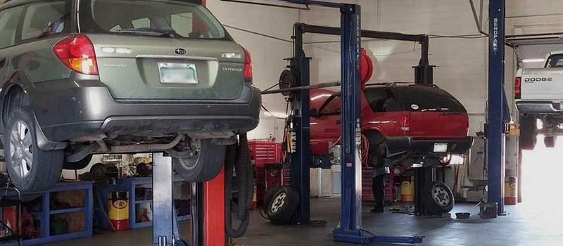 7 Tiêu chí để có thể trở thành garage sửa chữa ô tô chuyên nghiệp