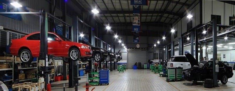 garage sửa chữa ô tô chuyên nghiệp cần những gì