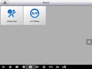 Chức năng Maxisys MS908S Pro