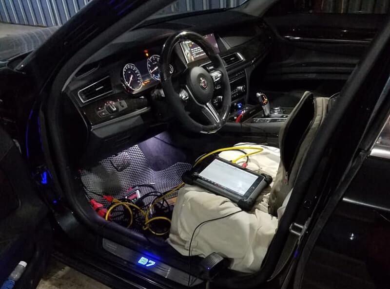 Máy chẩn đoán ô tô đa năng Autel MS908S Pro