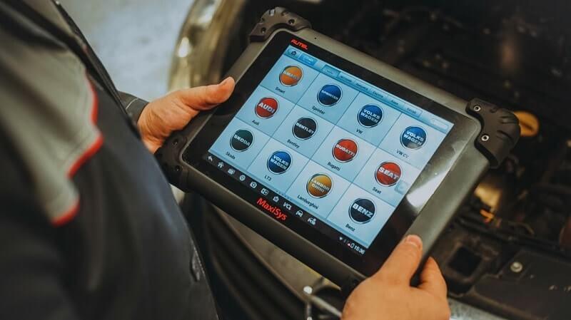 Máy chẩn đoán ô tô MS908S Pro
