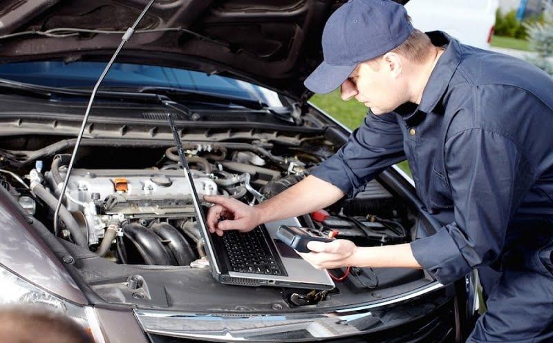 quy trình sửa chữa chuyên nghiệp