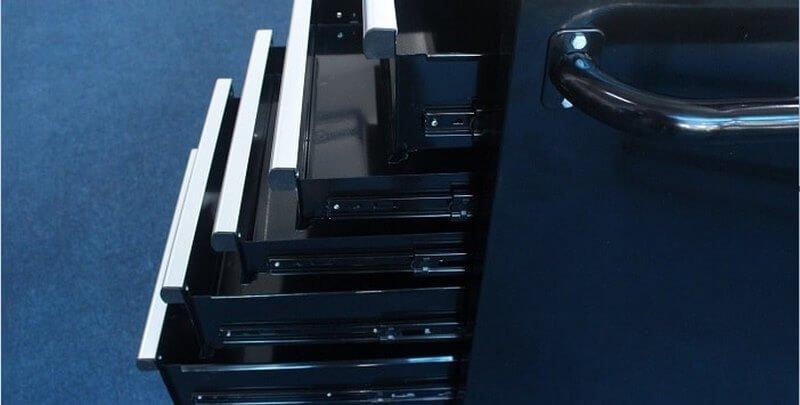 Tủ đựng đồ nghề ô tô 10 ngăn kéo
