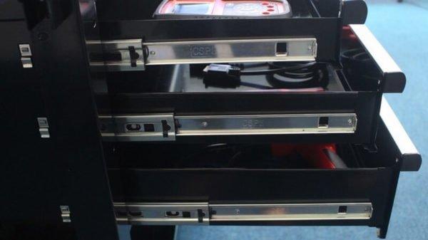 Tủ đựng đồ nghề ô tô thông dụng 4 ngăn kéo