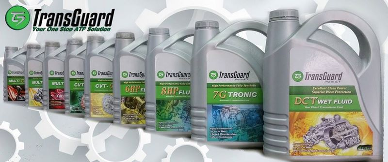 Đại lý cung cấp dầu nhớt hộp số Transguard chính hãng