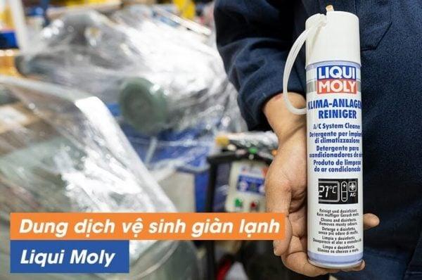 Dung Dịch Vệ Sinh Dàn Lạnh Liqui Moly 4087