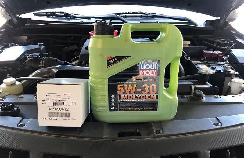 Molygen 5W30 4L Liqui Moly 9089