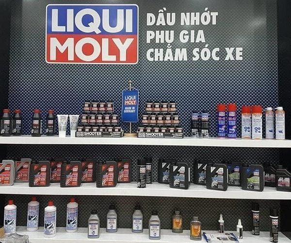 Mua Liqui Moly chính hãng giá tốt nhất tại Việt Nam