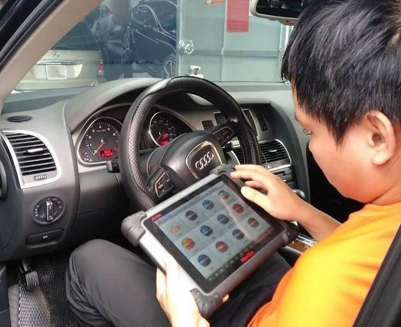 Sửa chữa ô tô chuyên sâu là gì?