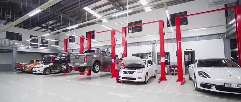 3 dịch vụ gia tăng doanh số hiệu quả cho gara sửa ô tô