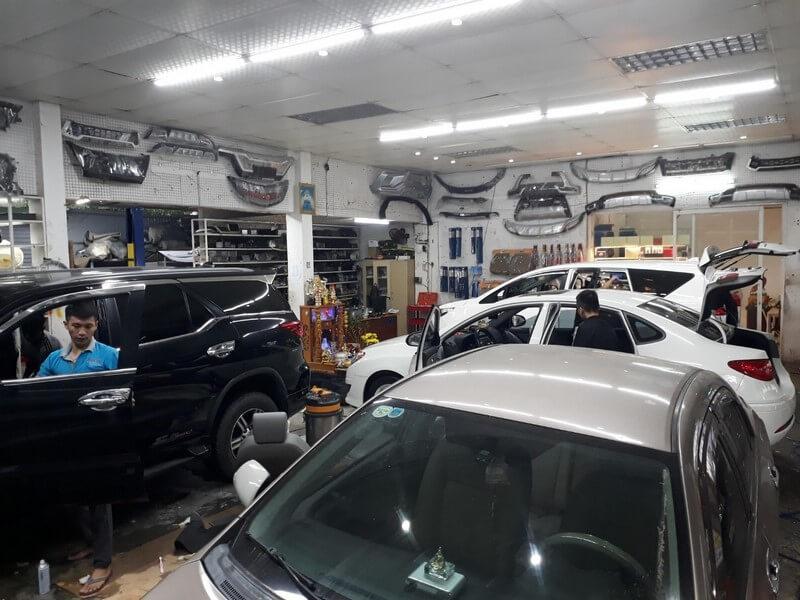 Cách phát triển gara ô tô bằng nâng cao chất lượng dịch vụ