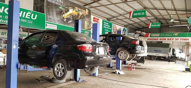 Những nhóm đối tượng khách hàng chính của ngành sửa chữa ô tô
