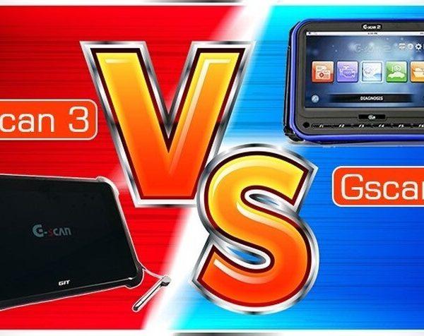 So sánh Gscan 3 và Gscan 2