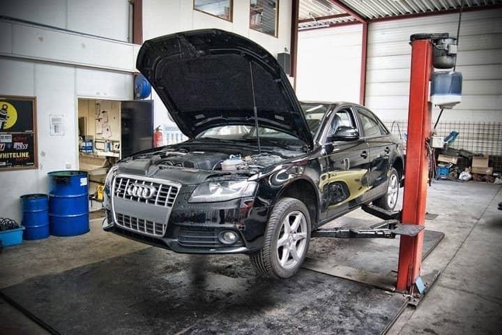 Những tiêu chí để trở thành gara sửa Audi uy tín