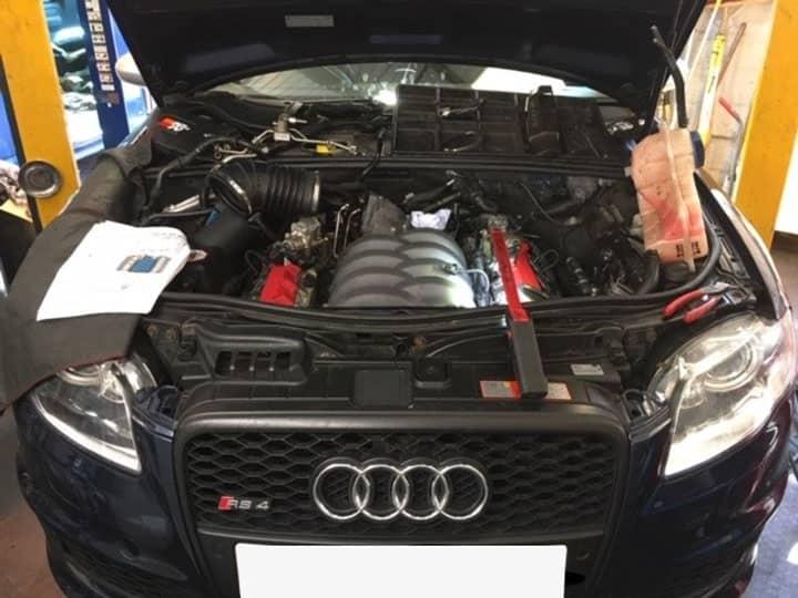 Cách tìm gara sửa chữa Audi tốt nhất