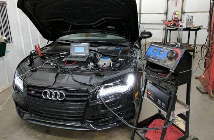 Như thế nào là Gara sửa chữa ô tô Audi uy tín